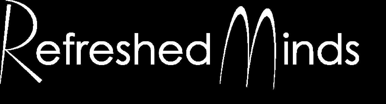 Refreshed Minds Logo White