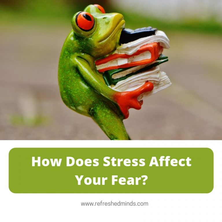 How Stress Affects Your Fear